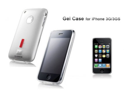 Gel Case for iPhone 3G/3GS