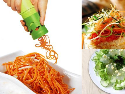 Veggie Slicer- The Kitchen Helper