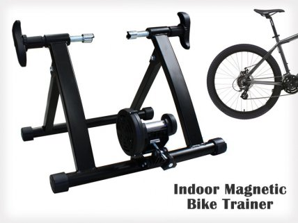 Indoor Magnetic Bike Trainer