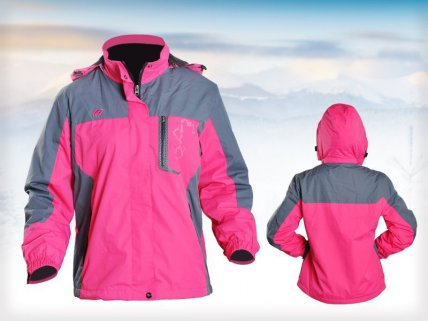 Women's Water and Wind Resistant Jacket