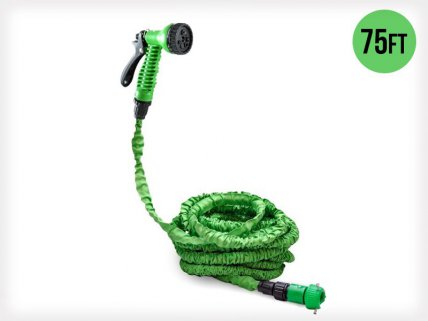 Expandable Hose with Nozzle Spray 75ft