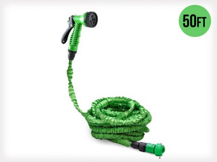 Expandable Hose with Nozzle Spray 50ft