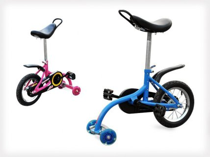 Kids Unicycle with Training Wheels