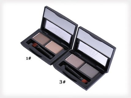 Natural Colour Eyebrow Powder Shaping Kit