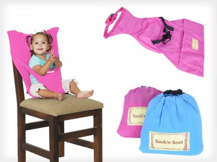 Baby Seat Harness - No Highchair Needed