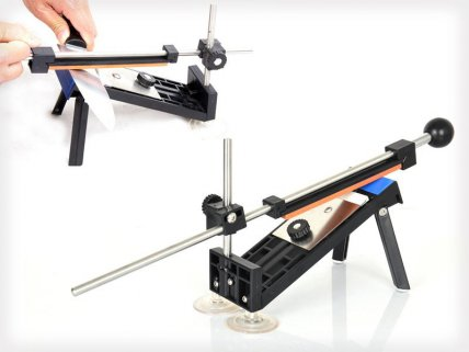 Knife Sharpener - Fixed Angle Sharpening System