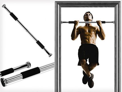 Exercise Door Gym for Sit-Ups / Pull-Ups / ABs