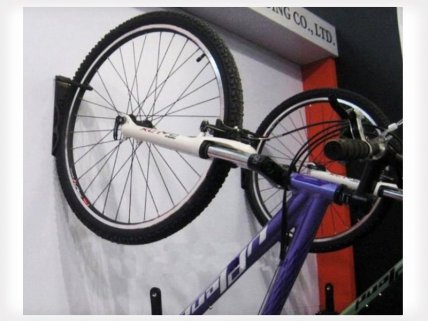 Vertical Bike Wall Mounting Storage Hook