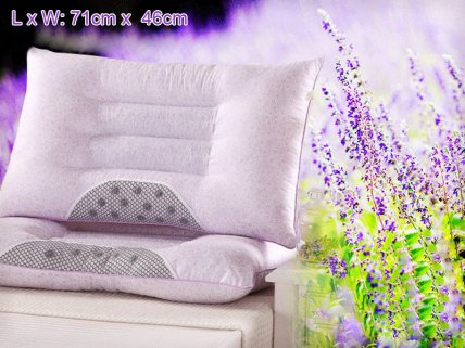 Lavender Magnetic Therapy Pillow