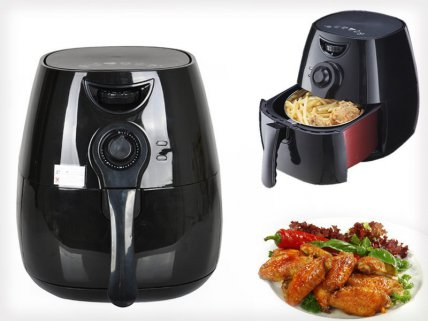 2.2L Air Fryer Oil-Less Healthy Technology Cooker