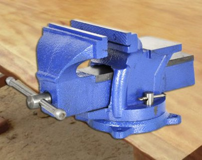 "6"" / 150MM Swivelling Workbench Vice"