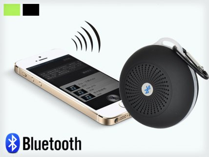 Travel Wireless Portable Bluetooth Speaker