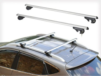 Cargoloc Aluminium Roof Top Cross Bars