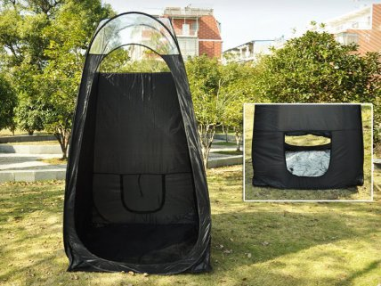 Portable Pop Up Spray Tanning Tent