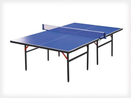 Deluxe Foldable Table Tennis Table for 4 Players