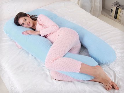 U-Shaped Multipurpose Full Body Pillow