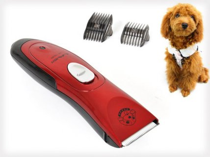 Cordless Rechargable Dog Pet Shaver