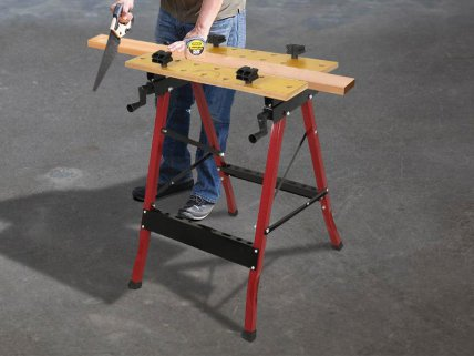 Adjustable Work Bench