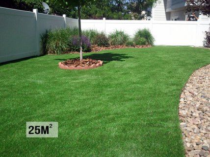 20m Length Artificial Grass Carpet Turf Lawn