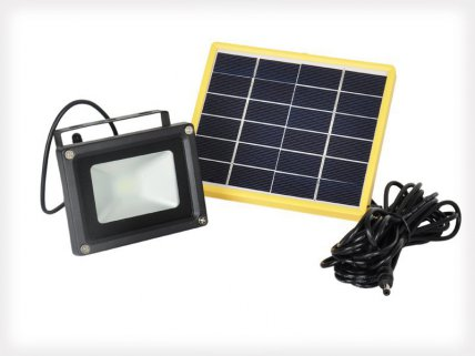 Solar Outdoor LED Flood Light