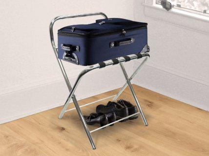 Luggage Rack Suitcase Stand