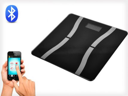 Digital Bluetooth Smart Body Fat BMI Scale