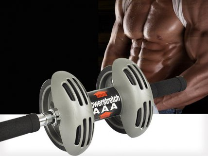 Home Roll-back Abdominal Excecise Wheel