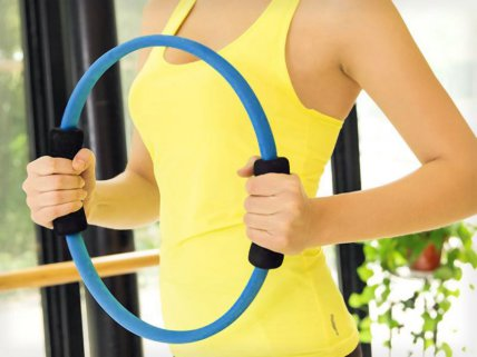 Pilates Yoga Fitness Ring 39cm
