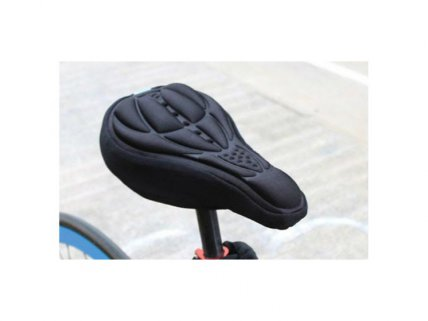 Non-Slip Gel Bike Seat Cover
