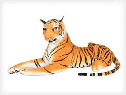 110cm Tiger Stuffed Plush Toy
