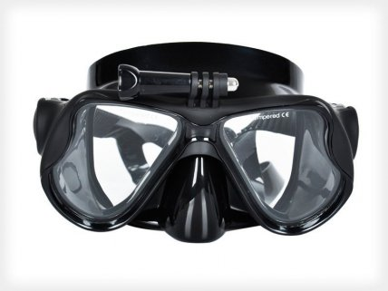 Diving Mask for Go Pro