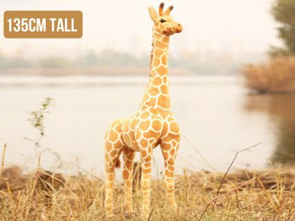 Super Cute Gaint Giraffe Plush 1.3M Tall