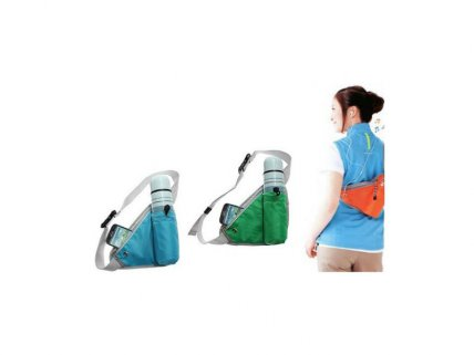 Korean Style Sport Waist Bag Bottle Carrier
