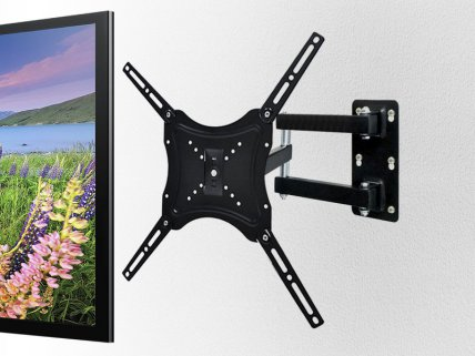 "Swivel TV Wall Bracket for 14""-55"" TV/Monitor"