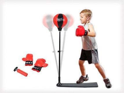 Boxing Bag Set for Kids