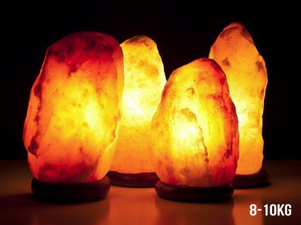Natural Himalayan Salt Lamp 8-10kg