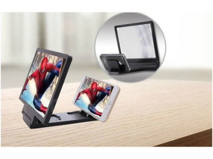HD Smartphone Magnifier Stand