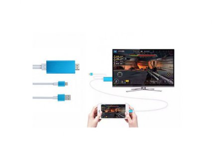Lightning-to-HDMI Converter