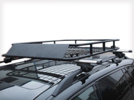 Universal Roof Top Cargo Rack Basket