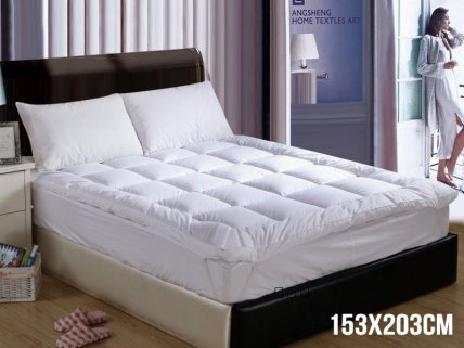 Luxury Mattress Topper 1000GSM - Queen