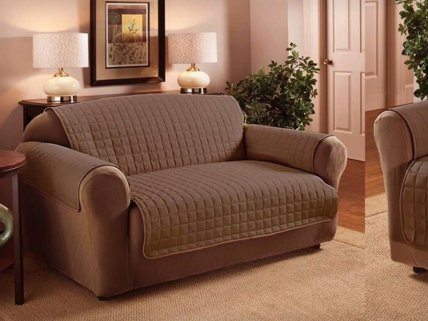 Reversible Pet Furniture Protector – 2 Seater
