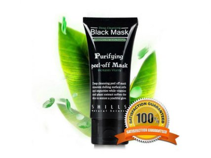 Blackhead Peel-off Removal Black Mask