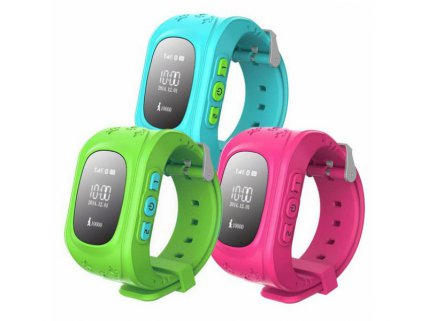 Q50 GPS Kids Smart Watch