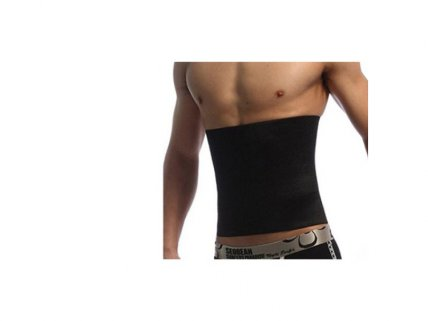 Men's Slimming Waist Shaper Belt