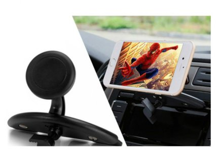 U-Grip CD Slot Mount for Smartphones
