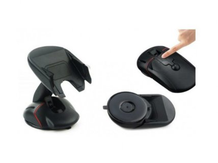 Mouse Design Foldable Car Mobile Holder