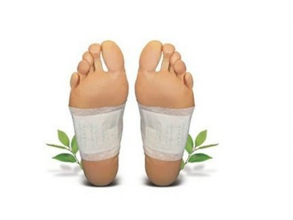 Detox Foot Patches - 100pc