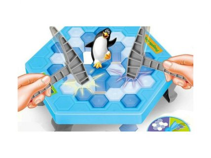 Penguin Trap Activate Game