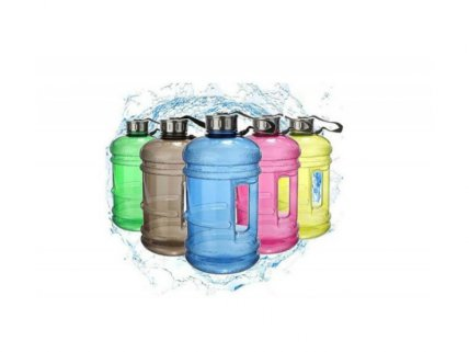 2.2-Litre Sports Gym Water Bottle