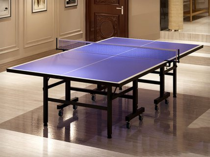 Full Size Portable/Foldable Table Tennis Table